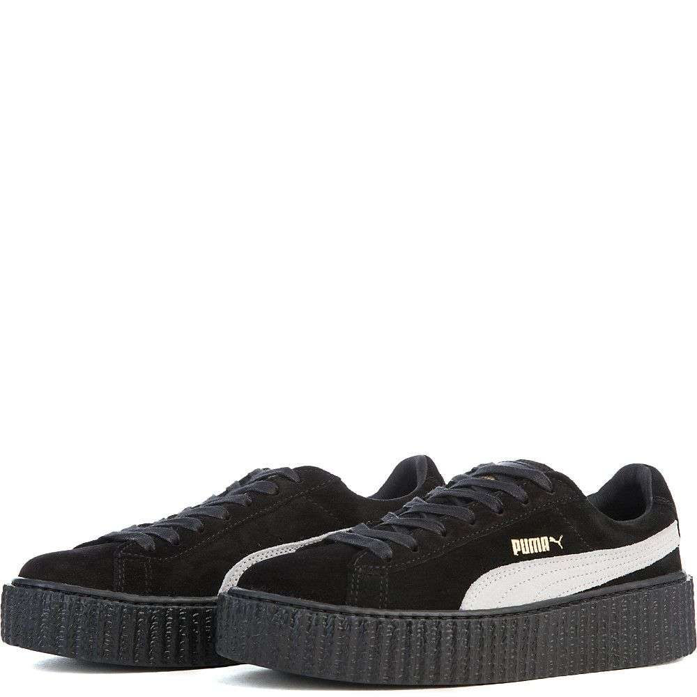 quality design d2ab4 ac3cd Women's Casual Sneaker Rihanna Suede Creepers