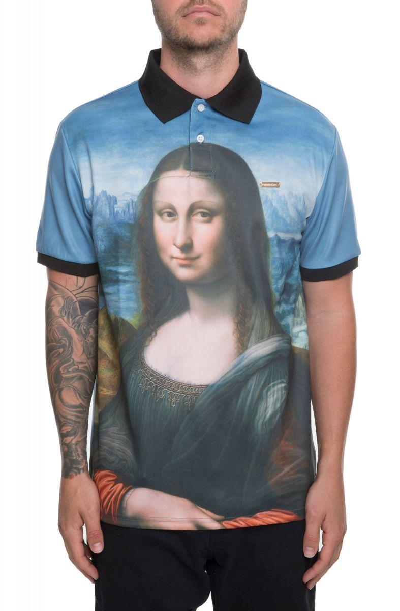 b5dd3c9e Hudson Polo Mona Lisa Multi