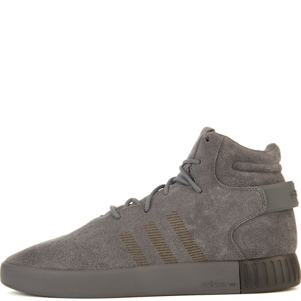 detailed look 936ec 5399d adidas for Men: Tubular Invader Onix/Onix/Black Sneakers