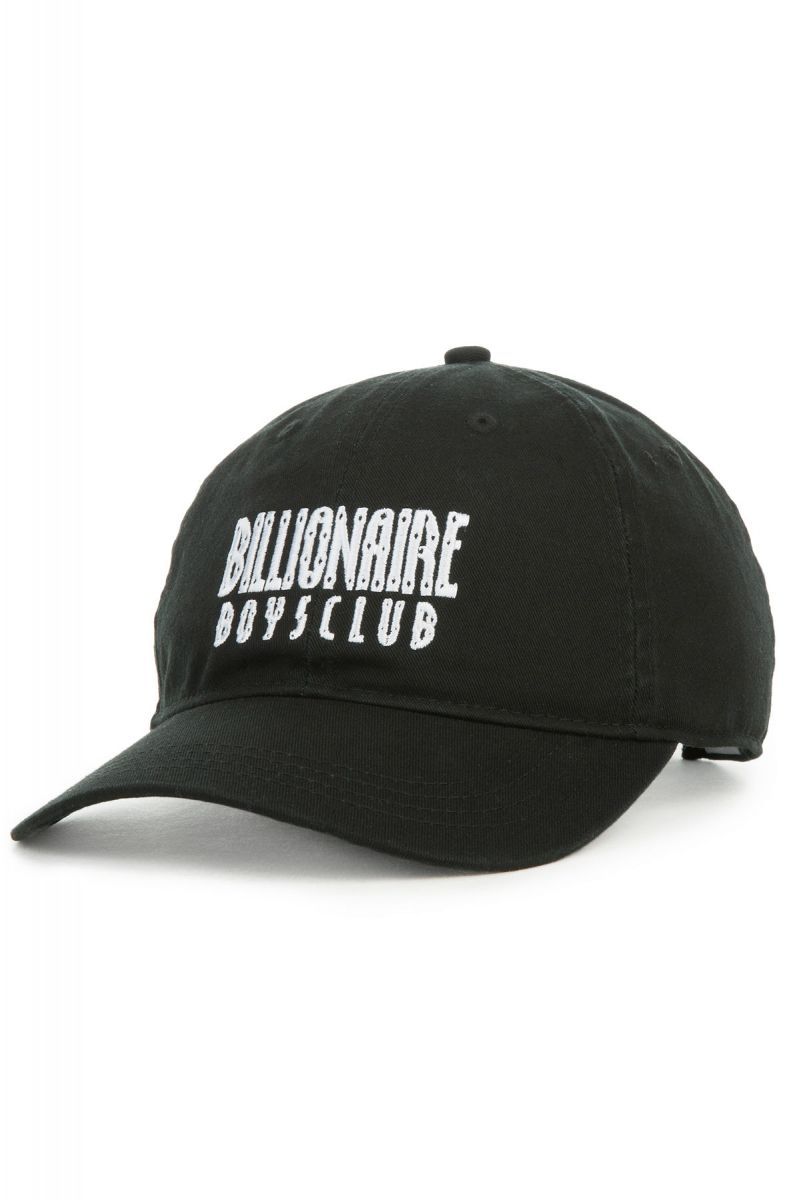 bf49c794 Billionaire Boys Club Hat BB Breakout Dad Black