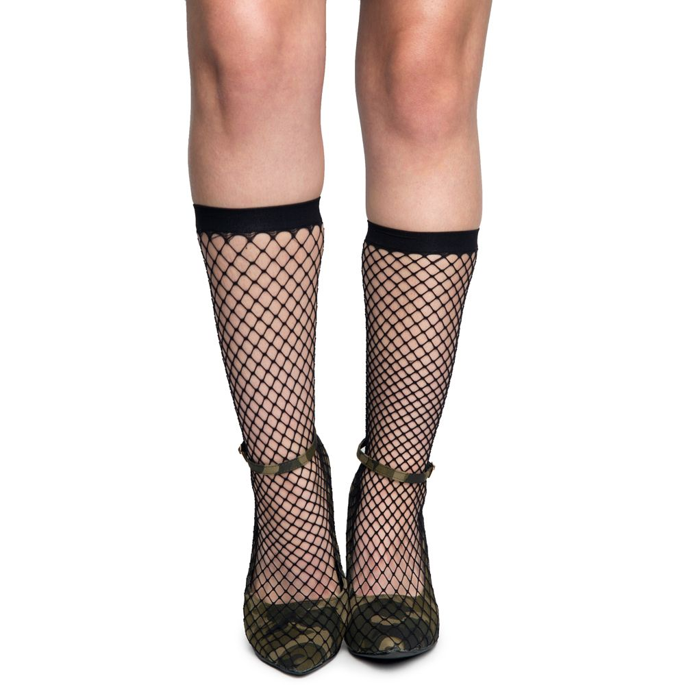 287b1abbcd6 Cape Robbin Gigi-26 Women's Camo High Heel