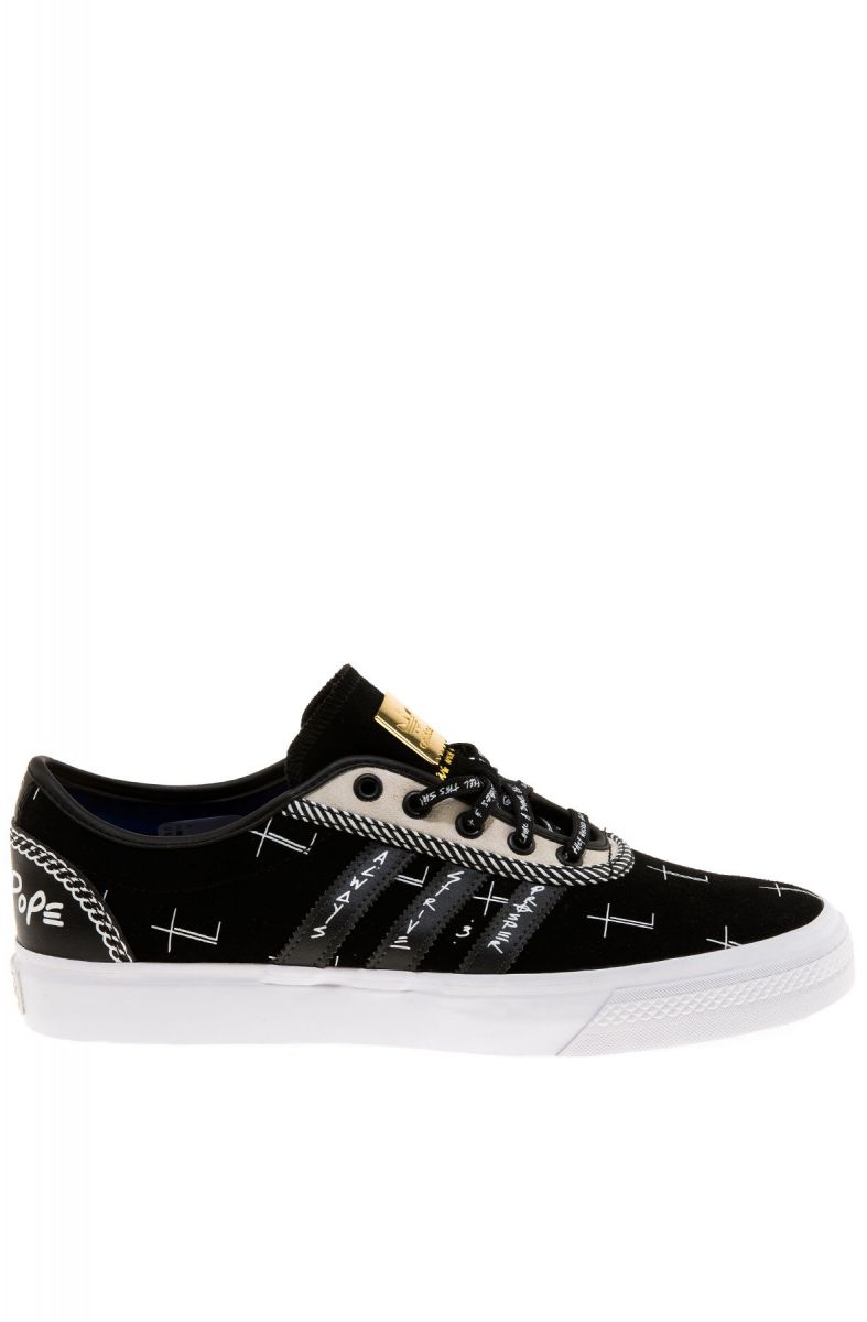 Adidas zapatilla traplord Adi Ease x AAP FERG negro