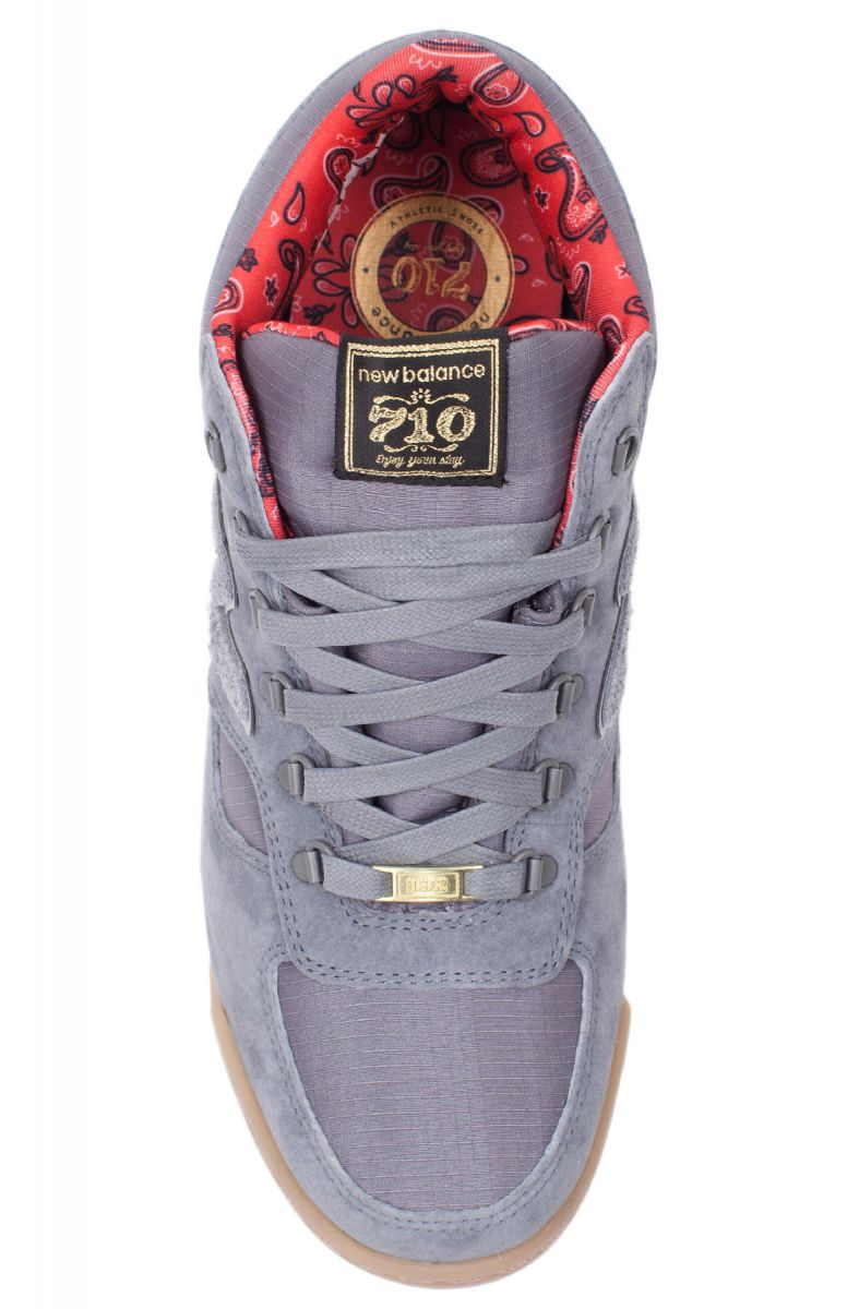 0c193bfd3dac ... The New Balance x Herschel 710 Sneaker in Grey ...