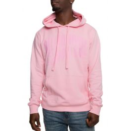 Arch Hoodie In Prism Pink by Billionaire Boys Club