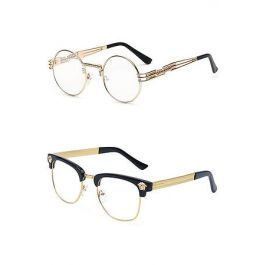 Medusa Clear &Amp; Notorious Eyeglass Pack by Roial