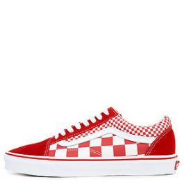 The Men's Vans U Old Skool Mixed Checker by Vans