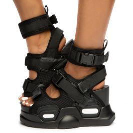 Mulberry 01 Platform Sandals by Anthony Wang
