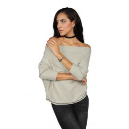 Off The Shoulder Sweater by Seize&Amp;Desist