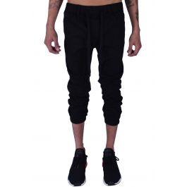 Rich V3 Jogger In Black by Seize&Desist