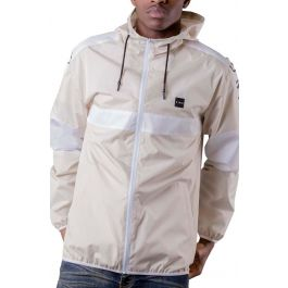 Leyton Windrunner Jacket Mist by King London
