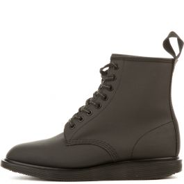 Men's Whiton Black Reflective Boot by Dr. Martens