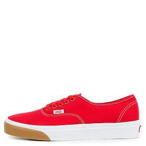 The U Authentic Gum Bumper in Red and True White ... 4902066b8fb5