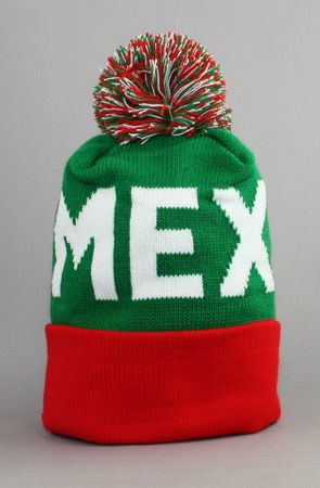 The Mexico Beanie d936a9d42