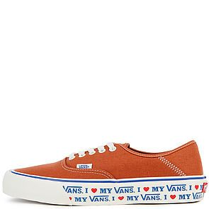The Men's U Authentic SF Salt Wash in Potters Clay and Marshmallow
