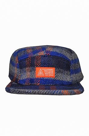 143918b927c The Blue Collar 5-Panel Strapback Hat in Navy