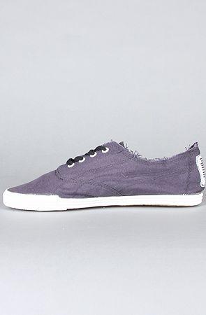 The Tekkies Jam Sneaker in Moon Indigo and White