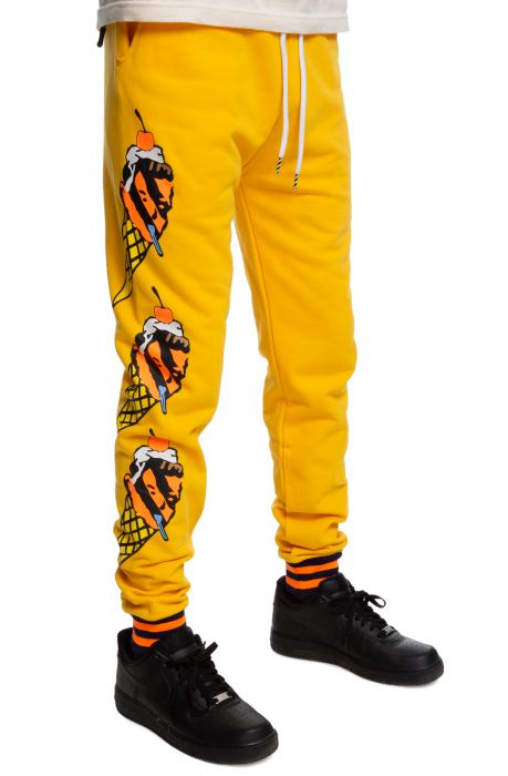 Blackcomb Sweatpants in Spectra Yellow