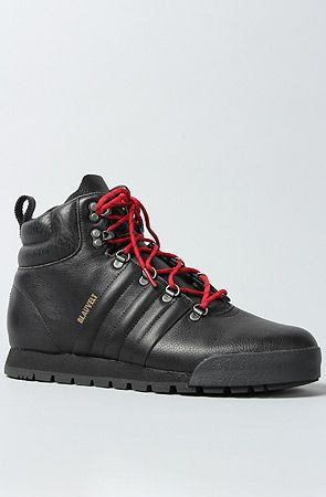 online retailer 92d02 a2990 The Jake Blauvelt Premium Boot in Black   University Red