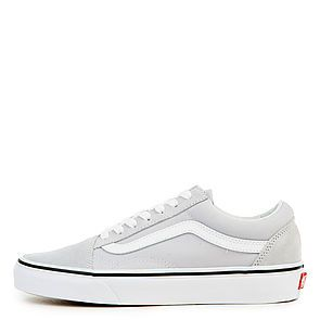 64aef3fb69 The U OLD SKOOL in Gray Dawn and True White