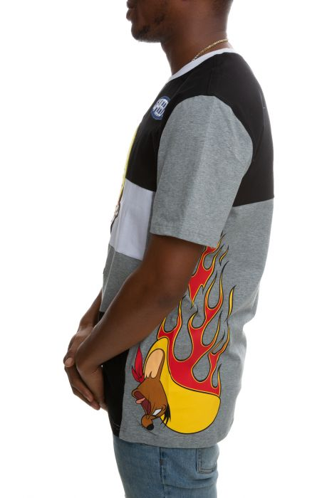 Speedy Flames Tee