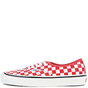The Men s U Authentic 44 DX Anaheim Factory in OG Red Check 6fcfc9ba8