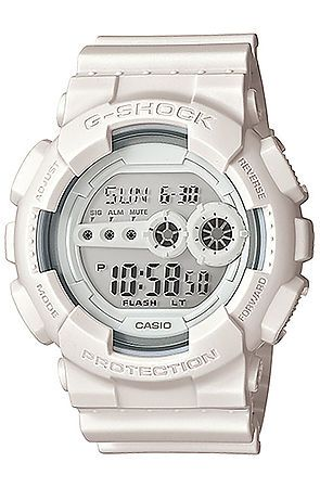 ad8d1e369aa4 G-SHOCK Watch GD-100 White Series White