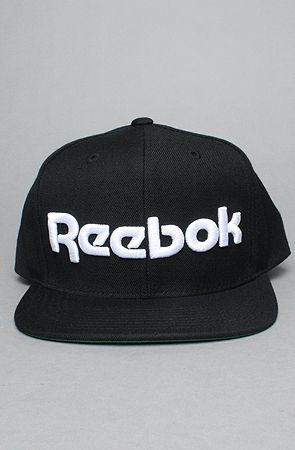 The Reebok Classics Snapback in Black a8af6339c76