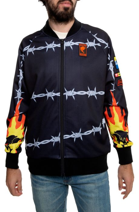 Dolphin Motors Barb Track Jacket