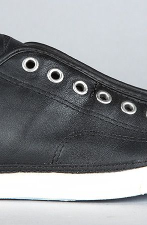 cac7aeab7053 The Jack Purcell LP Slip Sneaker in Black
