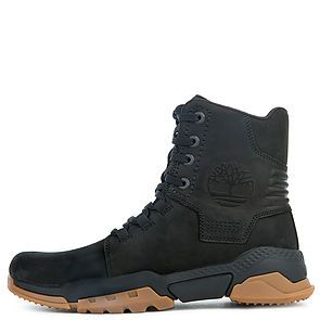 35a776035d49 The City Force Reveal Leather Boot in Black Nubuck ...