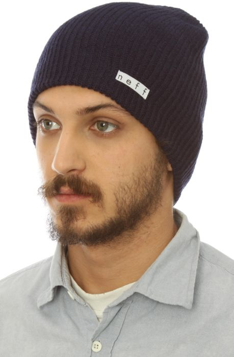 727b490a560 ... The Daily Beanie in Navy