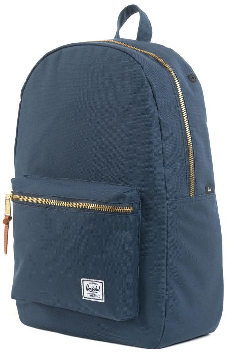 4bea2d04683 Herschel Supply Backpack Settlement in Navy