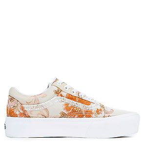 b3ce80d0c292 The Old Skool Platform Daring Damsels in Multi and Marshmallow