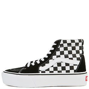 6ec253c2f22219 VANS Sneakers Women s Sk8-Hi Platform 2.0 Checkerboard True White