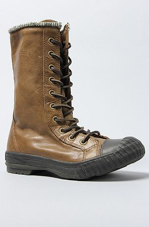 44245507bb9b The Premium Chuck Taylor All Star Bosey Boot in Brown ...