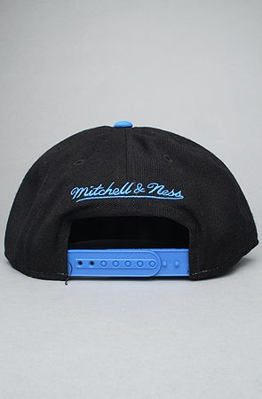 The Orlando Magic Sharktooth Snapback Hat in Blue   Black 327fb227e7d7