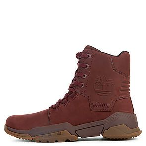 4d0b81660cc The City Force Reveal Leather Boot in Dark Port Nubuck