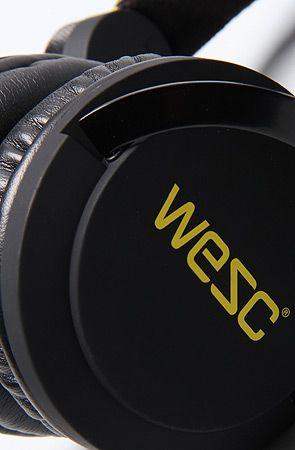 The Axwell Bassoon Headphones in Black