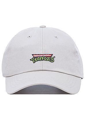 e8508fb873e08 The TMNT Dad Cap in Khaki