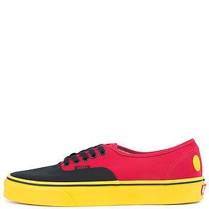 e4aa32f0ff6863 The VANS X DISNEY MICKEY AUTHENTIC ...