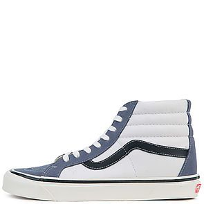 4b1b52e0a71786 The U SK8-HI 38 DX Anaheim Factory in OG Dark Gray and OG White
