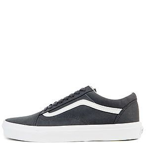 4575adc06e1 The Old Skool Vans buck in Asphalt and Blanc de Blanc ...