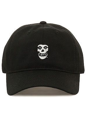 f65c065206bb3 The Misfits Dad Cap in Black