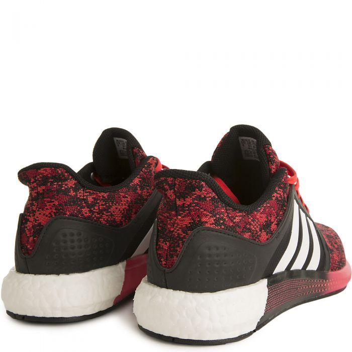 bdcfa7fddad57 adidas Sneaker Solar RNR Running Shoes Black   Red