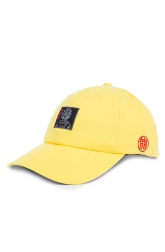 Submit Review. The DBZ Goku Reflective Dad Hat in Yellow ... ee86c89463c