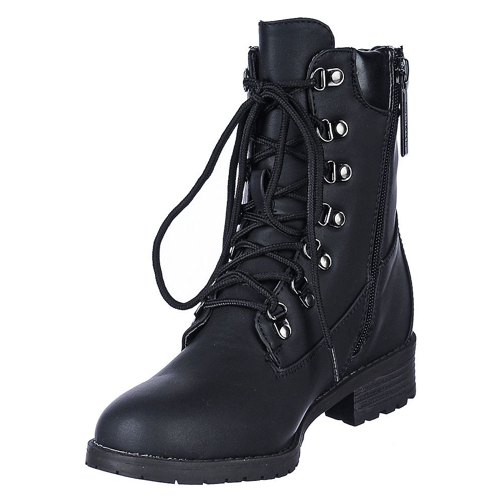 Women s Combat Boot Cindy 558073b34f