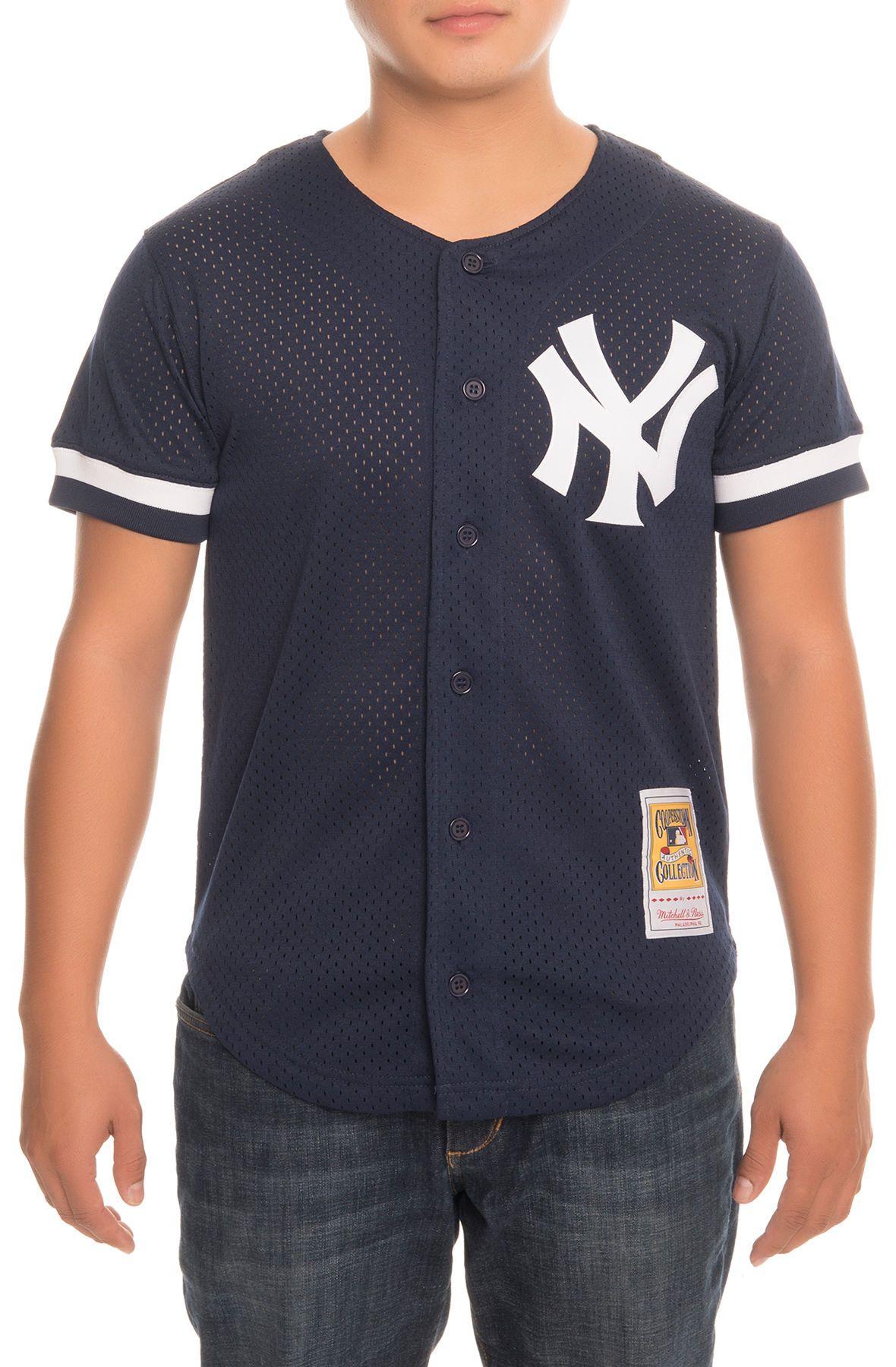 reputable site 1bee2 d2552 new york yankees practice jersey