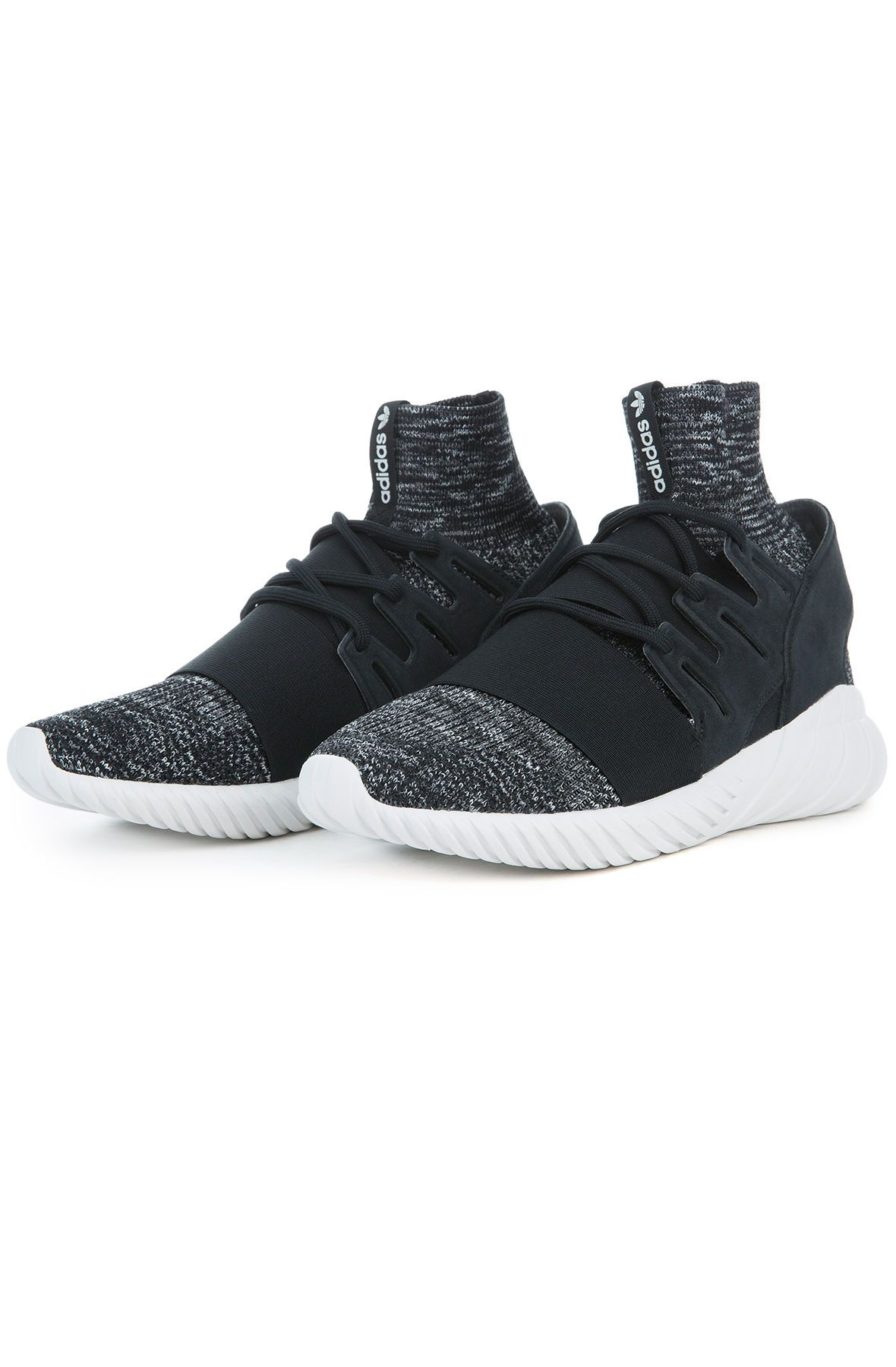 On Feet Photos of the Cheap Adidas Tubular Doom Primeknit
