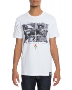 7ad033a47ecf3 The Death To Snakes Tee in White