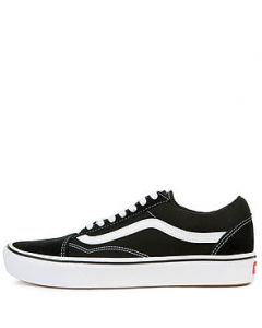 0aff8b6712ce4d The Men s U Comfycush Old Skool Classic in Black and True White
